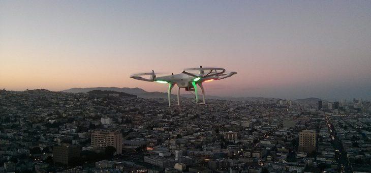 Nueva legislación de drones en España para 2017